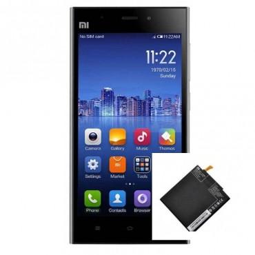 Cambio de bateria de Xiaomi MI3
