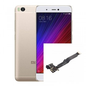 Reparacion conector de carga de Xiaomi Mi 5S