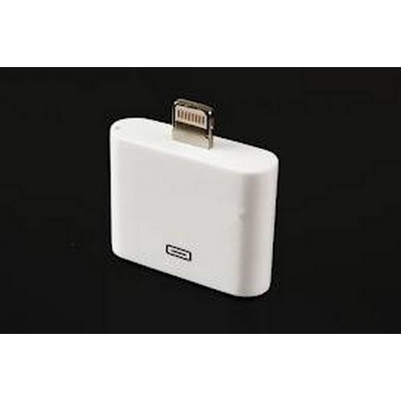 Adaptador para iPhone 5 de 30 pines a lightning
