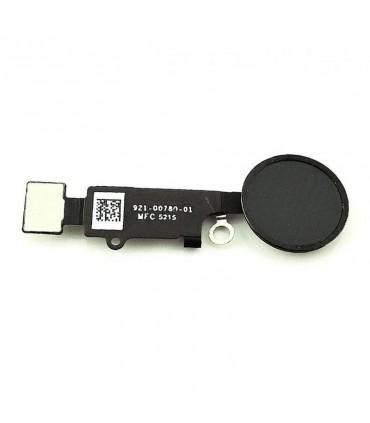 Botón home negro para Apple iPhone 7/ 7 Plus