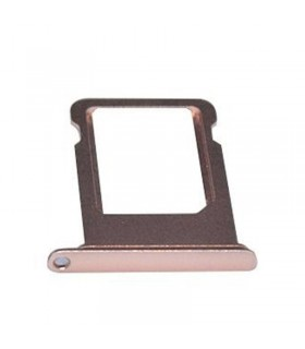Bandeja SIM rosa dorada para iPhone 7Plus