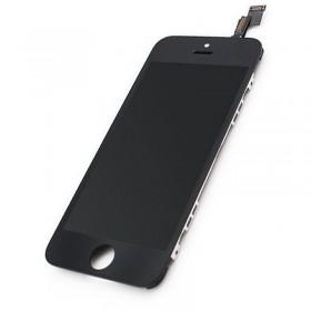 Ecrã iPhone SE em cor preta