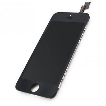 Pantalla completa iPhone SE en color negra