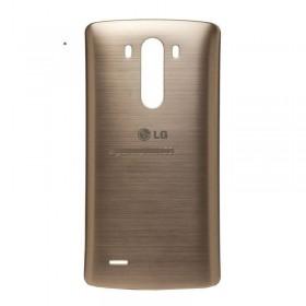 Tapa traseira para lg G3 D855 ouro