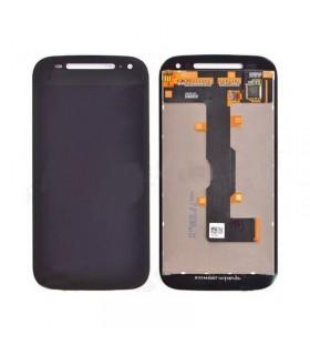 Pantalla completa Motorola Moto E2 negra