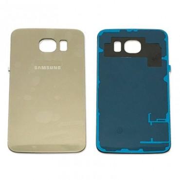 Tapa Samsung Galaxy S6 i9600 SM-G920 oro
