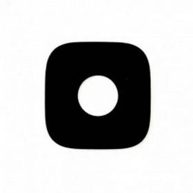 Embellecedor de la Cámara Trasera con lente Samsung Galaxy Note 4 N910F Negro