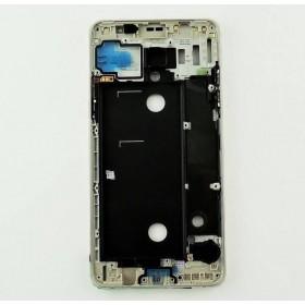 Carcasa frontal Dorada para Samsung Galaxy J5 (2016), SM-J510F