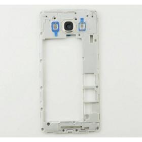 Carcasa Intermedia para Samsung Galaxy J5 (2016) SM-J510F - Dorada