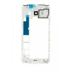 Carcasa Intermedia para Samsung Galaxy J5 (2016) SM-J510F -Blanca