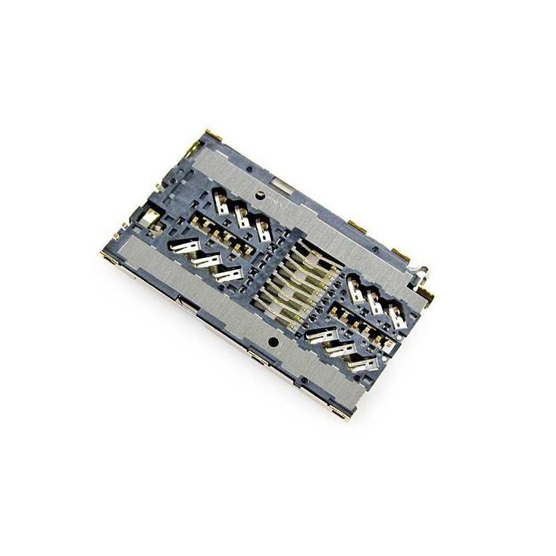 Pantalla tactil de repuesto negra Alcatel OT991 OT 991 Orange Denver