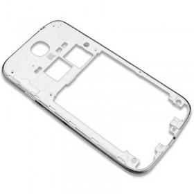 Carcasa Intermedia BLANCA para Samsung Galaxy s4 i9505 i9500