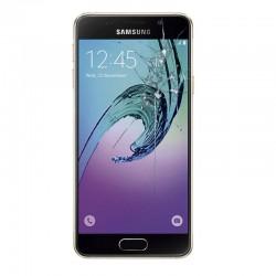 Reparaçao Ecrã Original Samsung A3 2016 A310 branca