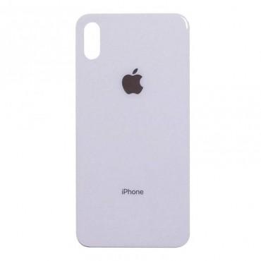 Tapa trasera para iPhone X blanca