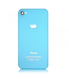 tapa iPhone 4S azul CLARO