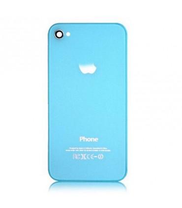 tapa iPhone 4S azul CLARO
