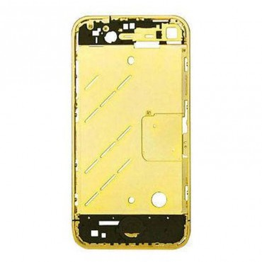 CHASIS iPhone 4 color oro