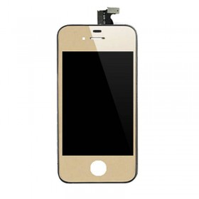 PANTALLA IPHONE 4 ORO