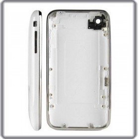 carcaça traseira BLANCA com marco metalico iphone 3GS de 8GB