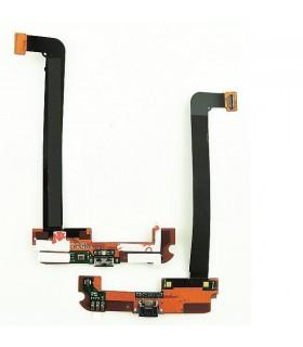 Flex Conector de Carga Micro USB y Microfono para Xiaomi Mi2