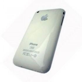 iPhone 3GS 32GB carcaça traseira, tapa bateria BLANCA
