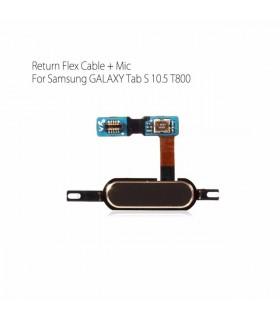 Flex de Boton Home Samsung Galaxy Tab S 10.5 T800 T801 T805