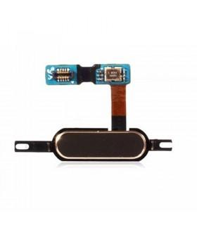 boton home y sensor para Samsung Galaxy Tab S T800 T801 T805 negro