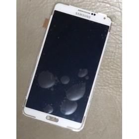 Pantalla Completa sin marco para Samsung Galaxy Note 3 blanca