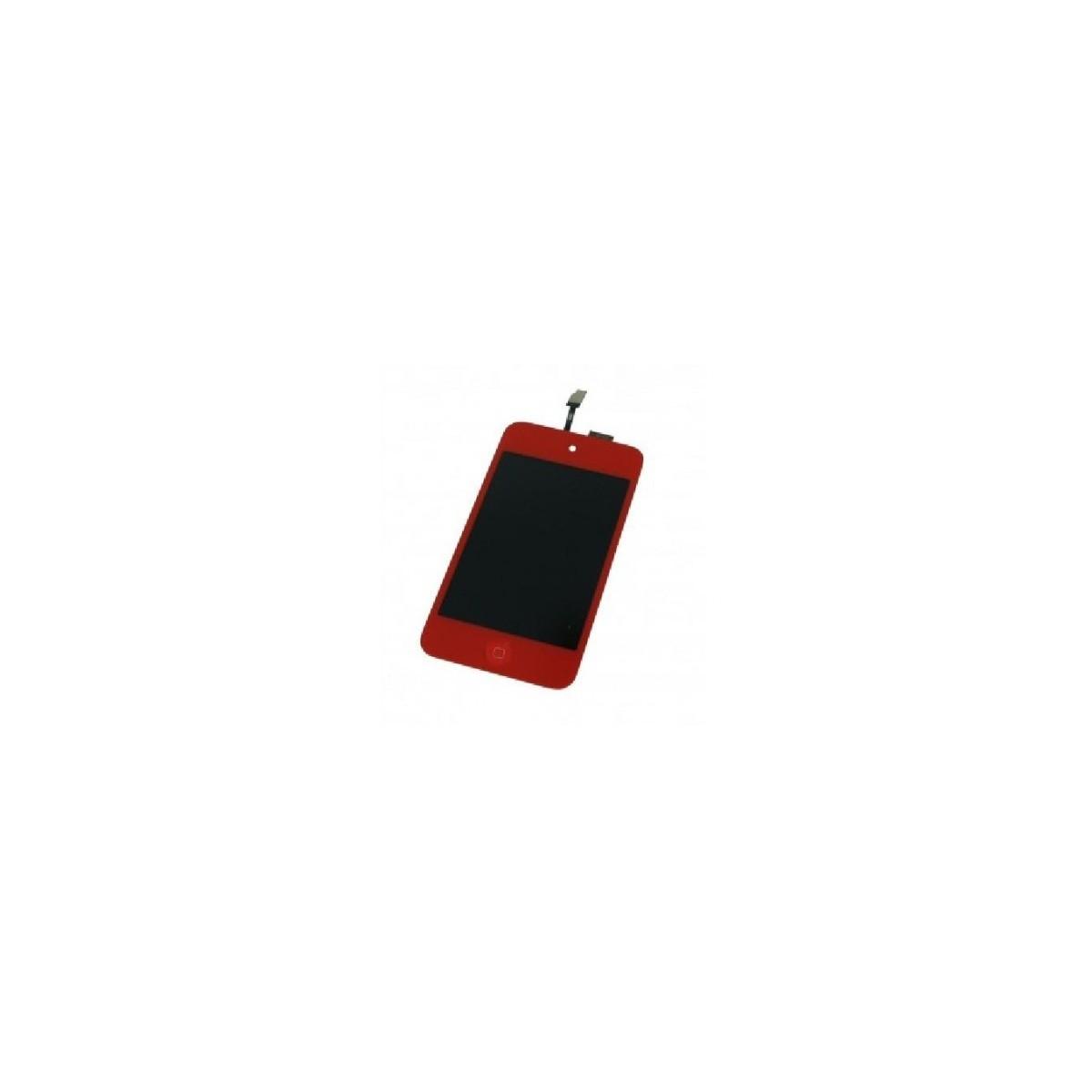 Pantalla tactil + LCD IPOD TOUCH 4 AZUL