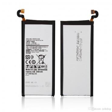 Batería para Samsung Galaxy S6 SM-G920F EB-BG920ABE 2550mAh