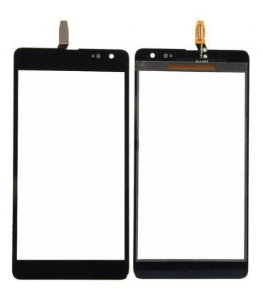 Pantalla tactil para Nokia Microsoft Lumia 535 negra, versión TC2C1607FPC-A1-E