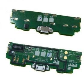 Placa con conector de Carga y Accesorios, Micro USB Nokia Lumia 625