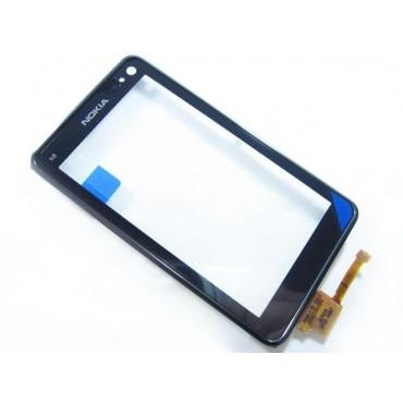 pantalla táctil con marco para nokia N8-00