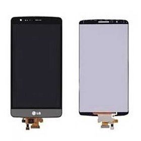 Pantalla completa con marco LG G3 mini D722 negra