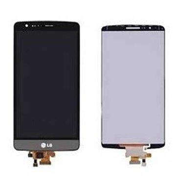 Pantalla completa sin marco LG G3 mini D722 negra