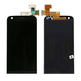 Pantalla completa sin Marco para LG G5, H850- Negra