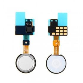 Cable flex con lector de huella blanco  para LG G5, H850