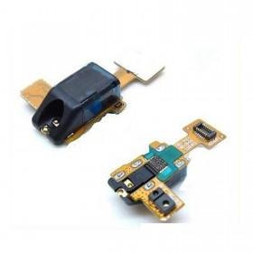 Flex com conetor de Audio Jack e Sensor de Proximidad LG Optimus G E975, E973