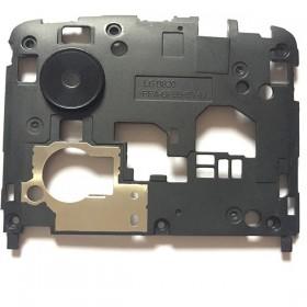 Carcasa Intermedia Con Lente De Camara Para Lg D820 Google Nexus 5