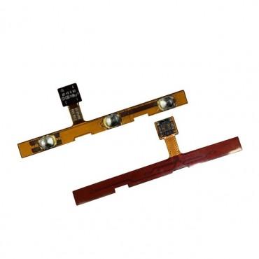 Cable flex con interruptores de volumen y encendido para Tablet Samsung Galaxy Tab P7500