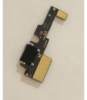 Placa auxiliar con conector de carga USB Tipo C para BQ Aquaris X/Aquaris X Pro