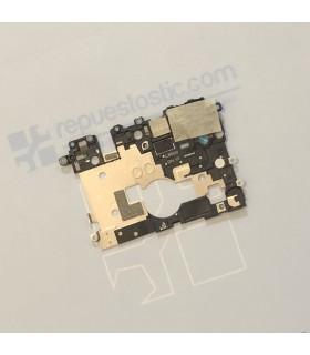 Cargador baterias LCD 3-1 para HUAWEI U8180 Universal