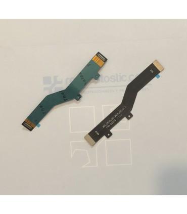 Flex de interconexión entre placa base y placa inferior para BQ Aquaris X / X Pro ORIGINAL