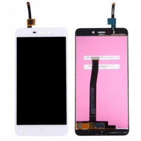 Pantalla completa (LCD/display + digitalizador/táctil) blanca para Xiaomi Redmi 4A