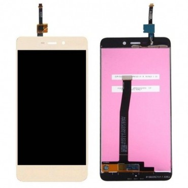Pantalla completa (LCD/display + digitalizador/táctil) dorada para Xiaomi Redmi 4A