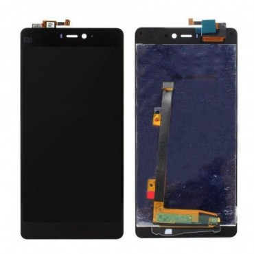 Pantalla completa (LCD/display + digitalizador/tactil) negra para Xiaomi MI4I M4I