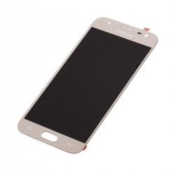 Pantalla completa (LCD/display + digitalizador/táctil) dorada para Samsung Galaxy J3 (2017), J330F