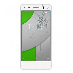 pantalla completa bq Aquaris A4.5 blanca