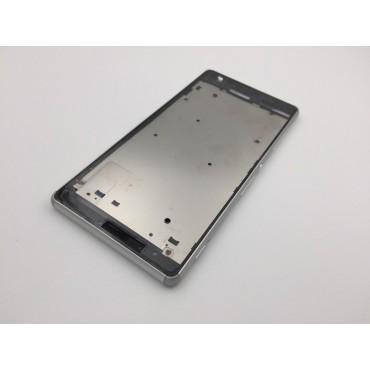 CHASIS CENTRAL PLATEADO Sony Xperia Z3 D6603