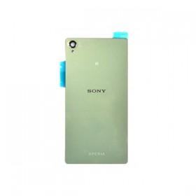 Tapa traseira para Sony Xperia Z3 D6603 verde